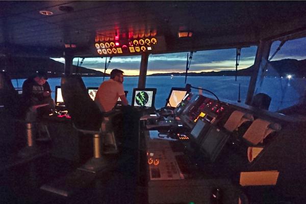 Sverre: Matros på Aasta Hansteen slepet   Fitjarposten