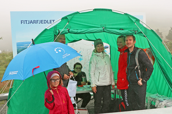 Rekordar i Midtfjellet Halvmaraton | Fitjarposten